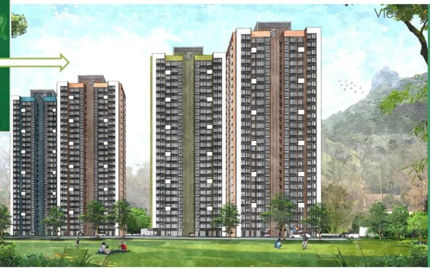 New Launch Project in Panvel Wadhwa wise city